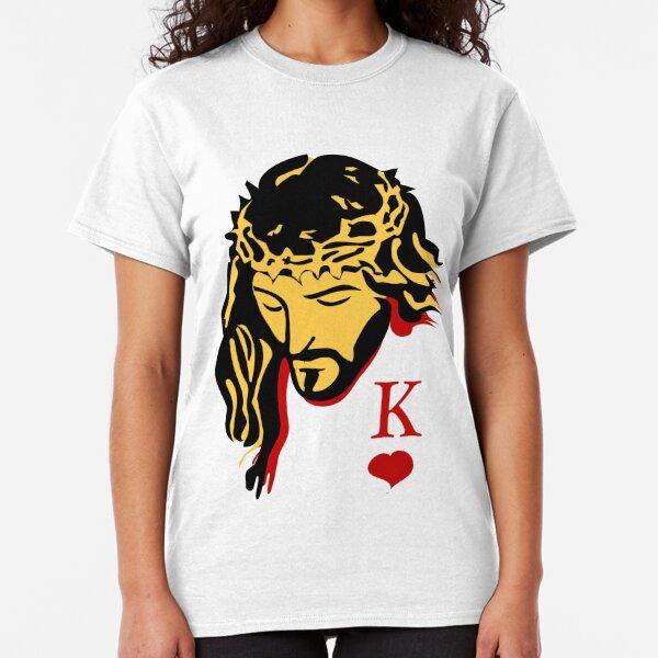 Jésus sur la Croix Couronne d/'épines El Cristo T-Shirt
