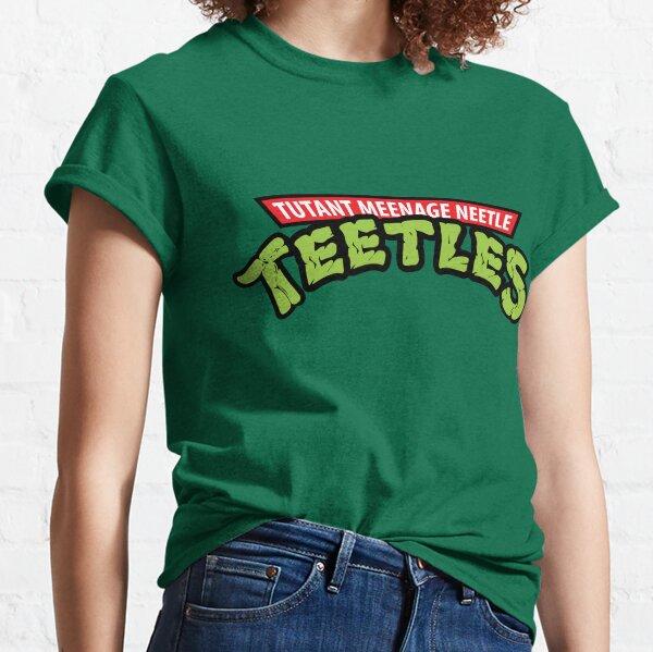 Tutant Meenage Neetle Teetles Classic T-Shirt