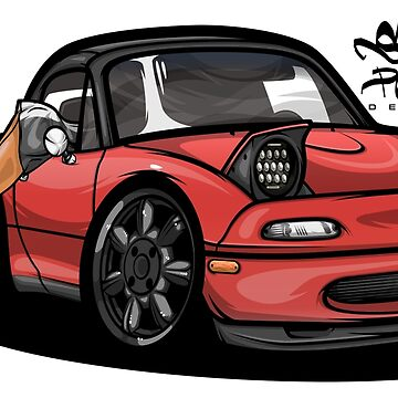 Clay's Mazda Miata Cute Grande '93 by SprayPatrick