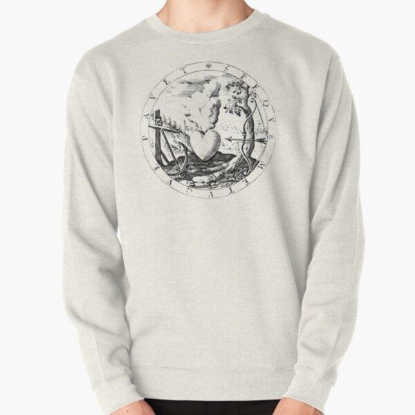 1635 Allegorical Vignette - Love, Desire, and Pain Pullover Sweatshirt