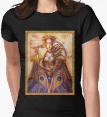 Dreaming Cover Art: Sidhe Womens Fitted T-Shirt