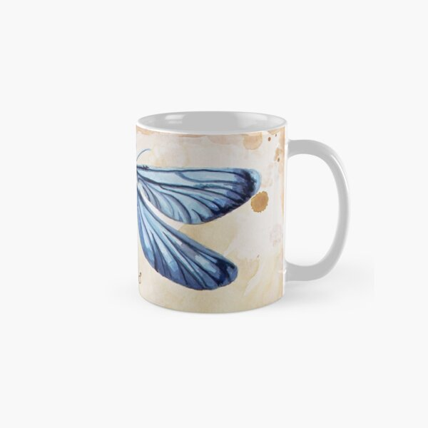 Nature art insect science Classic Mug