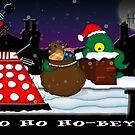 Ho ho ho-bey! by ToneCartoons