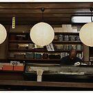Sashimi Chef, Kyoto, Japan 2008 by Tash  Menon