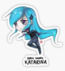[Chibi] Death Sworn Katarina Sticker