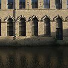 Salts Mill (3) by lukasdf