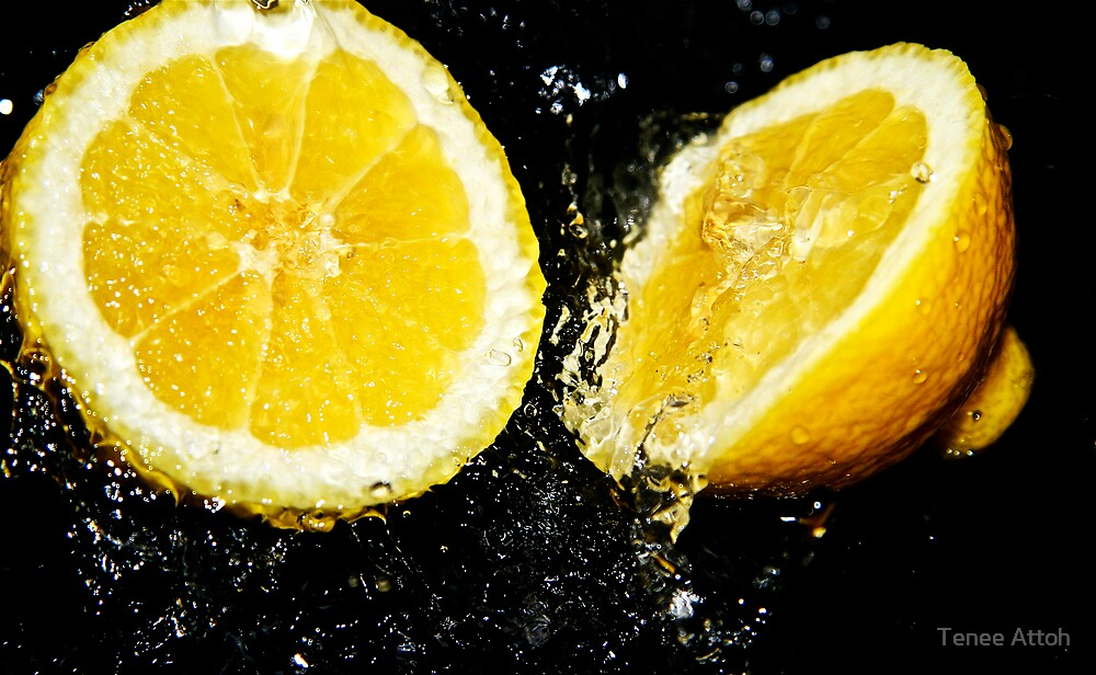 Lemon fresh by Tenee Attoh