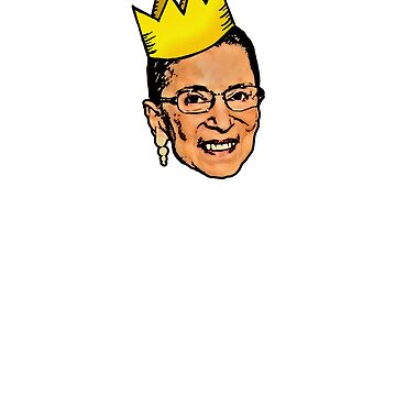 Notorious RBG Sticker by trippeh