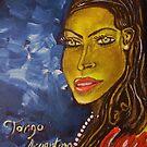 La negra Canta  un tango- black sang a tango by gabrielgam