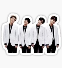 THE ROSE Sticker