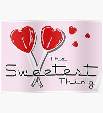 The Sweetest Thing Póster