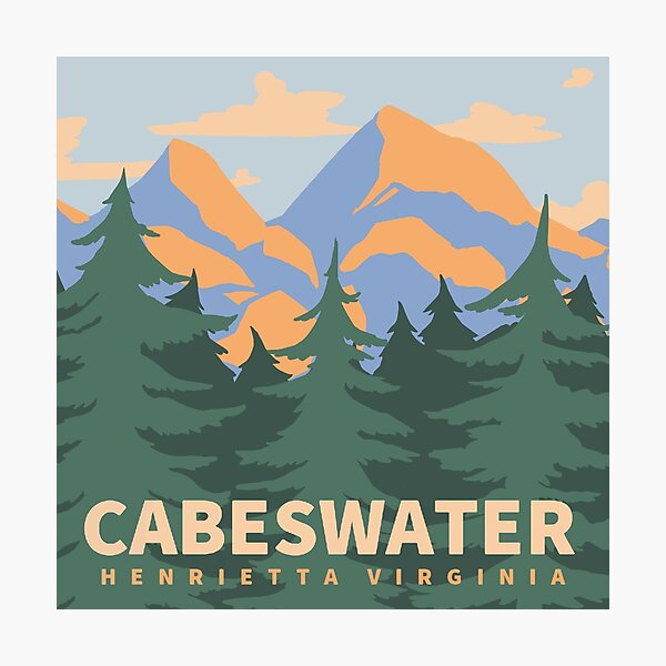 Cabeswater Henrietta Virginia Photographic Print
