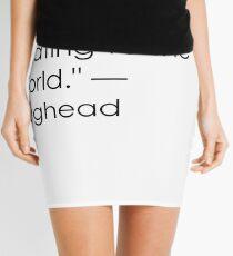 Riverdale Jughead Jones #3 Mini Skirt