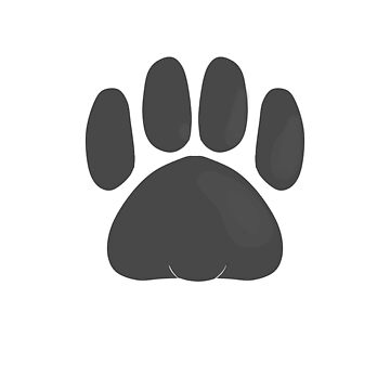 Furry Shirt: Paw Pads by Navypaw