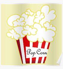 Pop Corn Póster