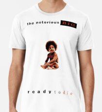 Camiseta premium para hombre The Notorious Big album cover art 96345bc2655