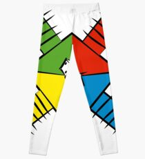 Parchis Legging