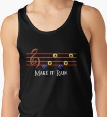 Legend of Zelda Make it Rain Tank Top