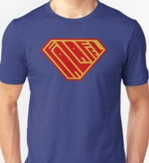 Falafel SuperEmpowered (Red and Gold) Unisex T-Shirt