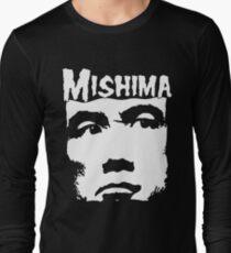 Yukio Mishima  Long Sleeve T-Shirt
