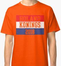 Holland Shirts |koningsdag tshirt Classic T-Shirt