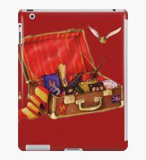 Magic suitcase! iPad Case/Skin