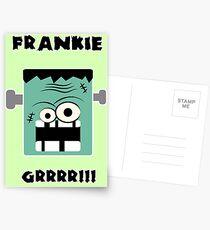 Frankie Postales