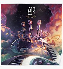 ajr the click tour 2018 album udara Poster