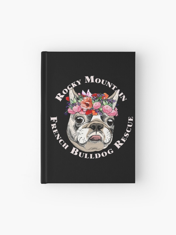 Rocky Mountain French Bulldog Rescue Spring Fling 2018 | Hardcover Journal