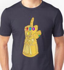 Infinity Finger Unisex T-Shirt