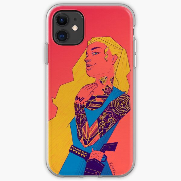 These Violent Delights iPhone Soft Case