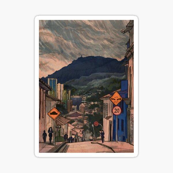Bogota Sticker