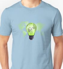 The Green Glow Unisex T-Shirt