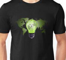The Green Glow Unisex T-Shirt