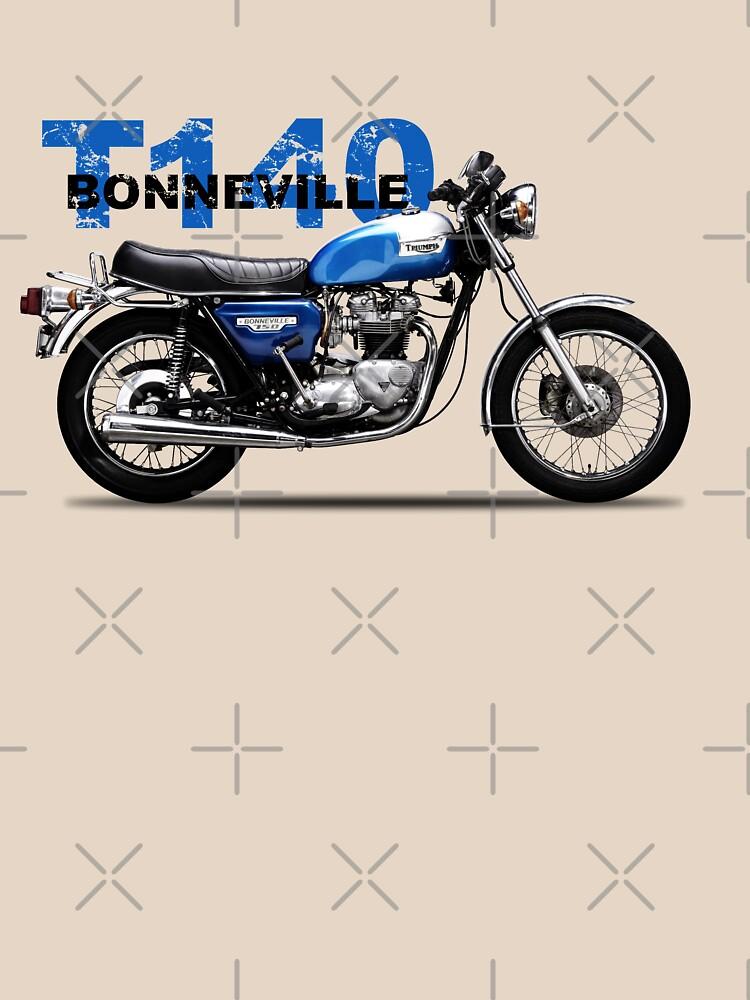 Bonneville T140 1979 by rogue-design