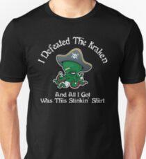 Defeated The Kraken Unisex T-Shirt