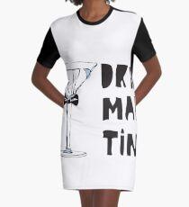 Vestido camiseta Dry Martini