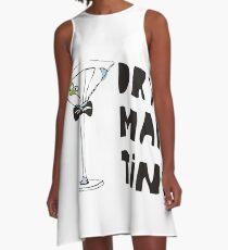 Vestido acampanado Dry Martini