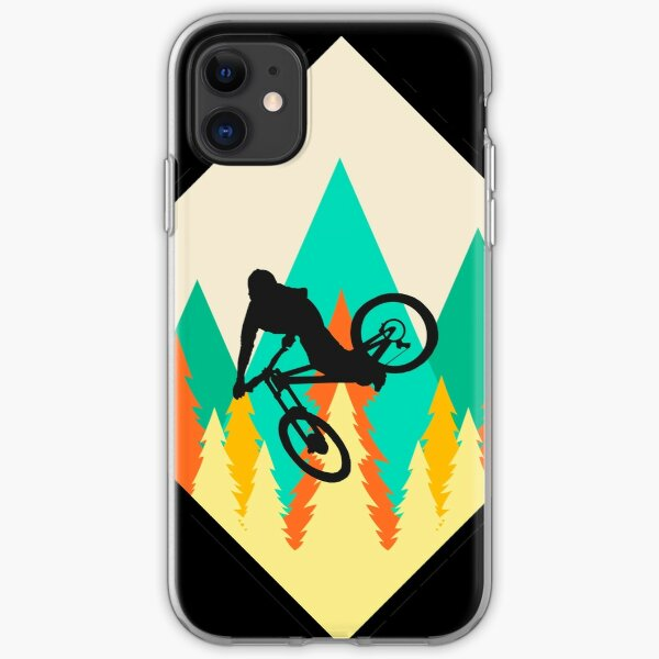 MTB Whip COlors iPhone Soft Case