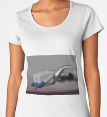 Vinyl rules!  Women's Premium T-Shirt