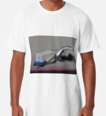 Vinyl rules!  Long T-Shirt