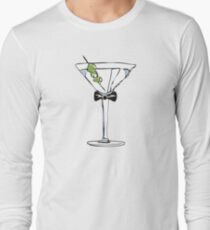 Dry Martini Long Sleeve T-Shirt
