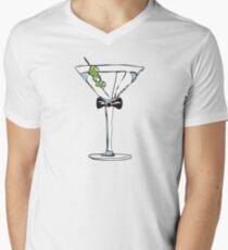 Dry Martini Men's V-Neck T-Shirt