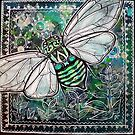 Cicada Summer by Lynnette Shelley