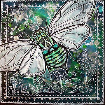 Cicada Summer by LynnetteShelley