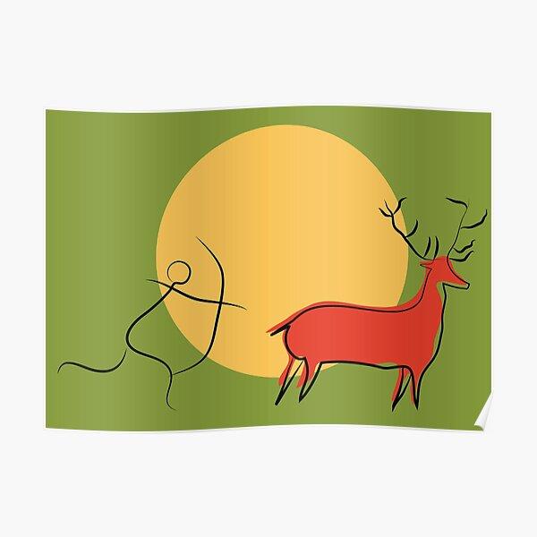 Deer and Haunter Póster