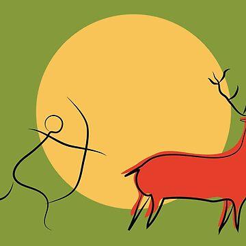 Deer and Haunter de dalealas