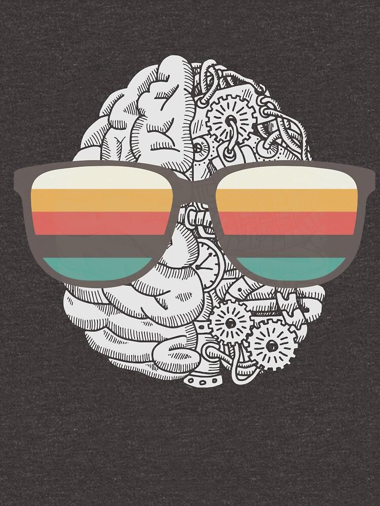 Machine Learning Gehirn von coderman