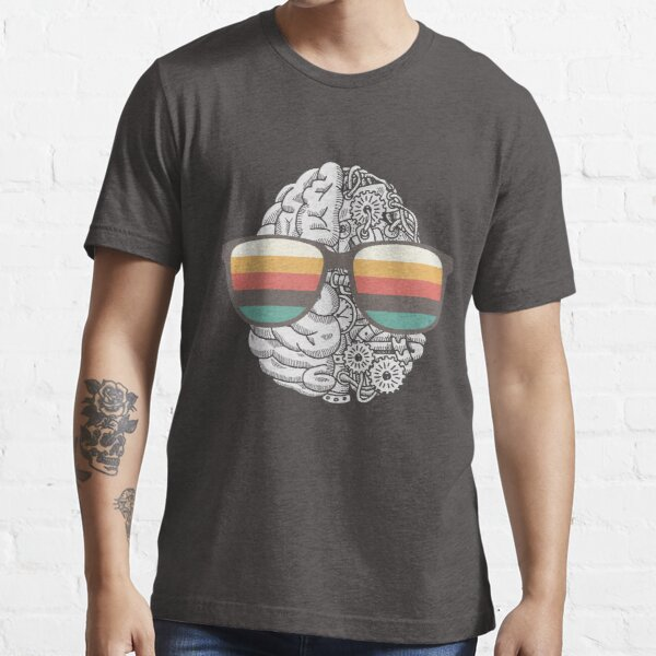 Machine Learning Brain Essential T-Shirt