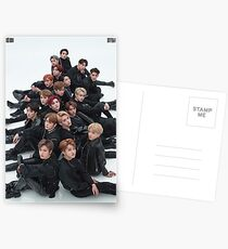 NCT 2018 EMPATHY Postcards